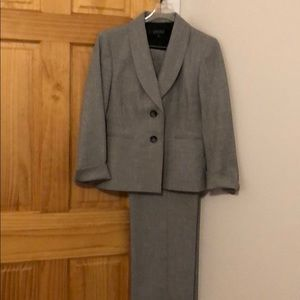 Pants and jacket suit